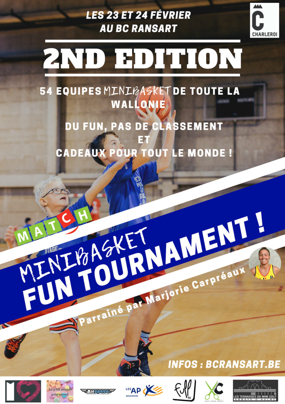 MINIBasket FUN Tournament 2nd Edition !